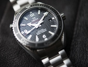 Omega Seamaster Planet Ocean Skyfall Limited Edition
