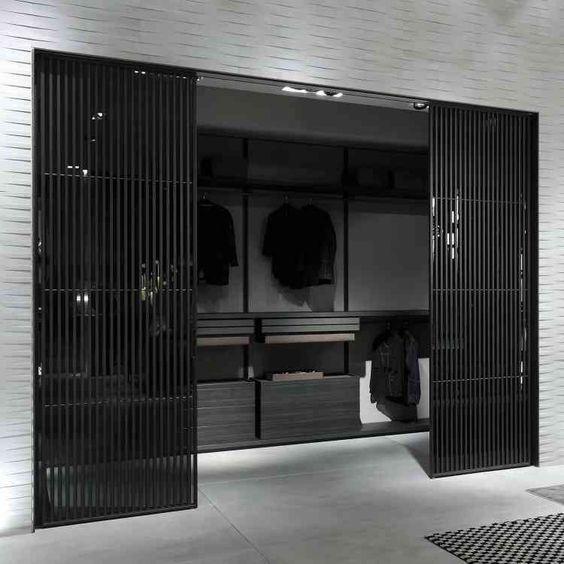 64 best images about begehbare kleiderschr nke walk in closets on pinterest walk in wardrobe. Black Bedroom Furniture Sets. Home Design Ideas
