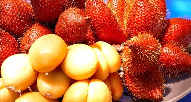 Салак – загадочный змеиный фрукт