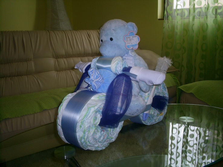 1000+ images about Diaper cakes - Torte od pelena on Pinterest  Togas, Minis...
