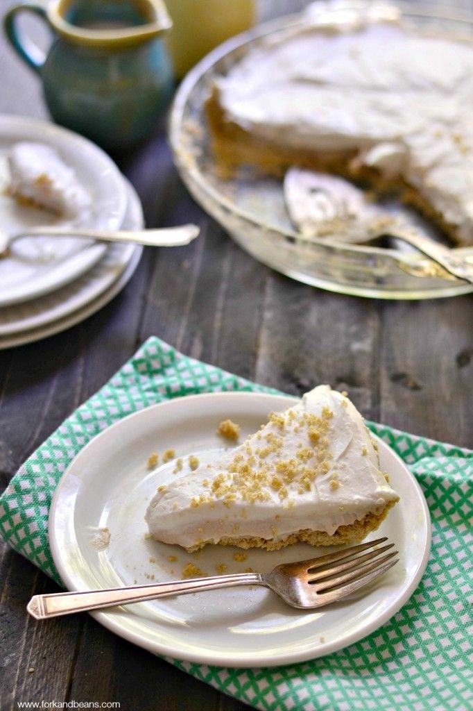 No-Bake Banana Cream Pie   Recipe   Dairy, Gluten free and ...