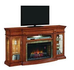 Hawesville Curio Electric Media Fireplace From Menards $1,499.00 (17% Off)