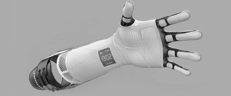 Мы делаем не просто протезы. Это будут высокотехнологичные гаджеты с игровыми насадками. Присоединяйтесь к нашему проекту!