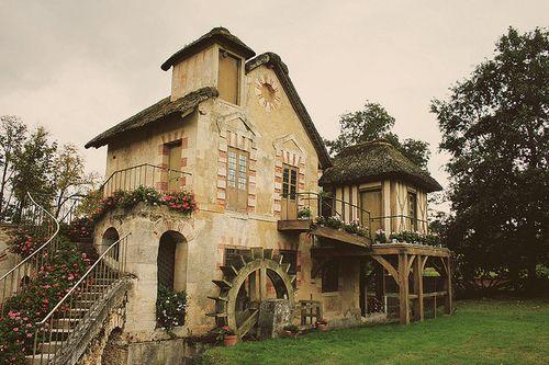 Buildings Used To Film Versaille