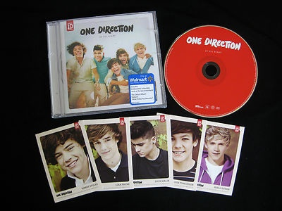 another 1D CD