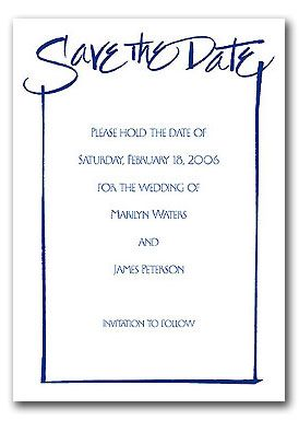 Sample Save The Date Cards For Business Events Designed Drawn Border Pto Pinterest Design Graphic