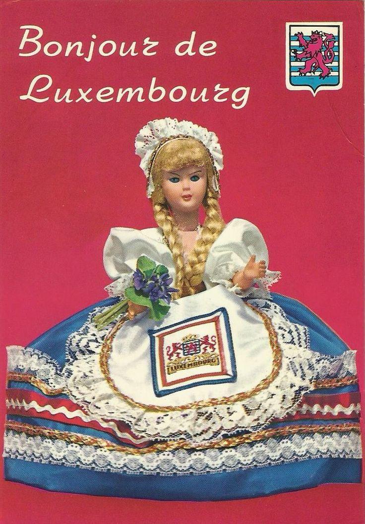 Bonjour de Luxembourg