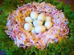 ТОР - 10 Чудесных салатов