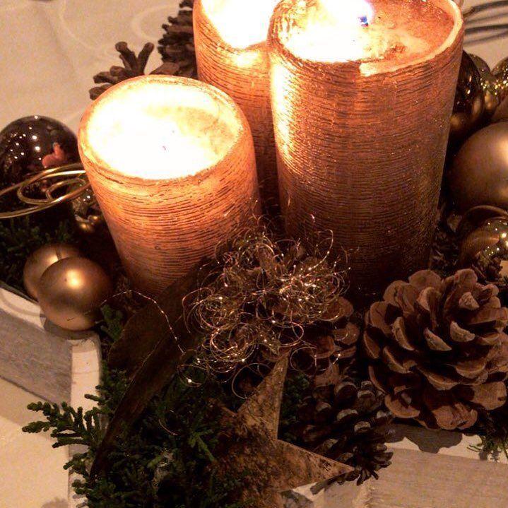 Wir schicken liebe Grüße von unserer Weihnachtsfeier und wünschen ...