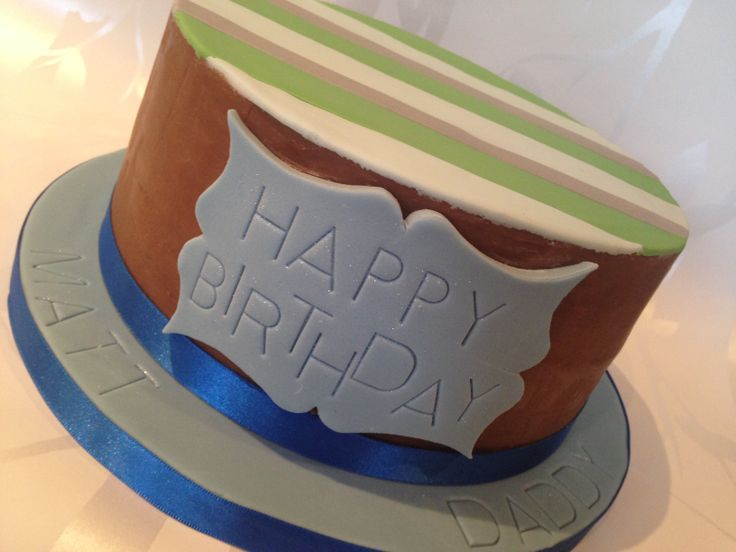 78 Best Father S Day Cakes Images On Pinterest Father S