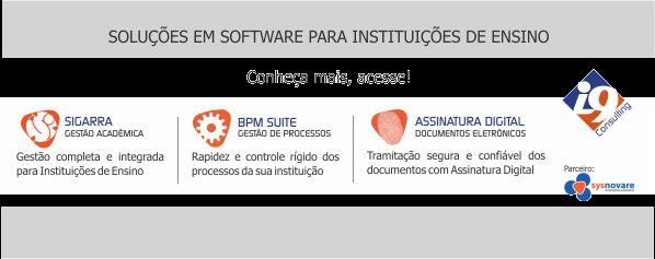 i9 Consulting - Gestão Acadêmica