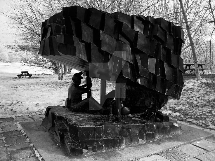 Image result for sculpture coal