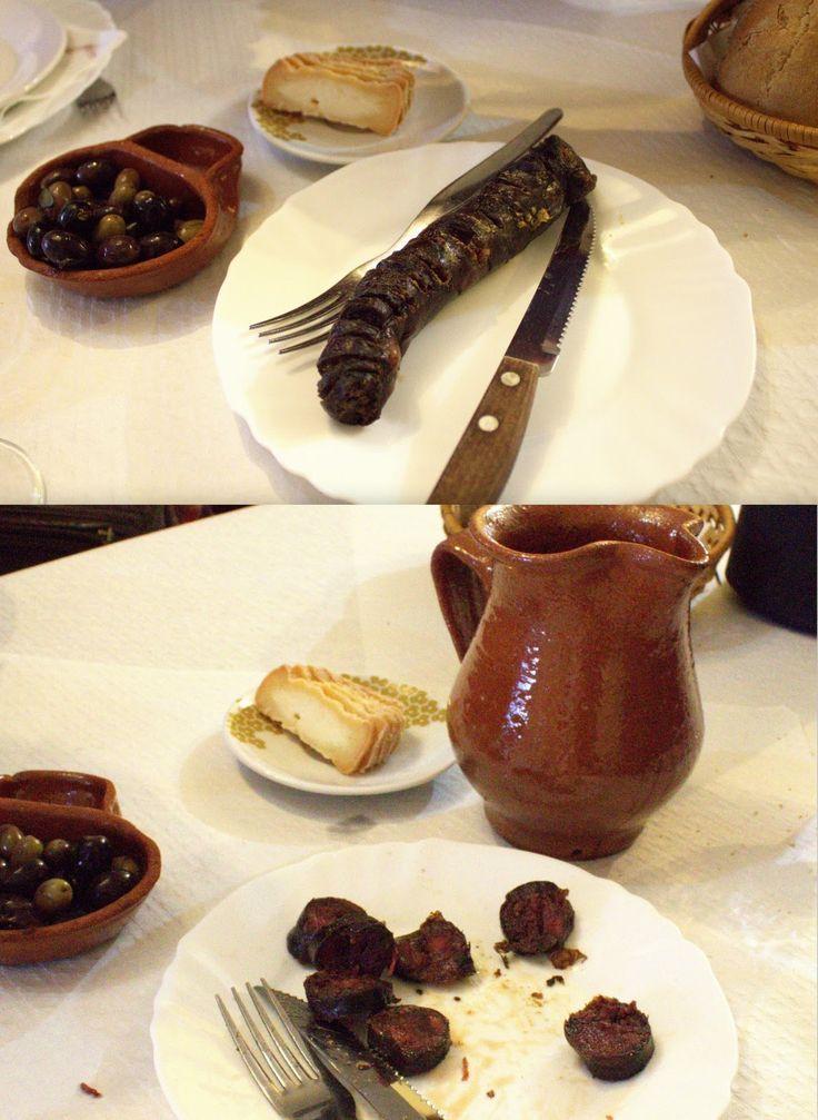 Blog regional de gastronomia alentejana. Sabores do Alentejo Portugal