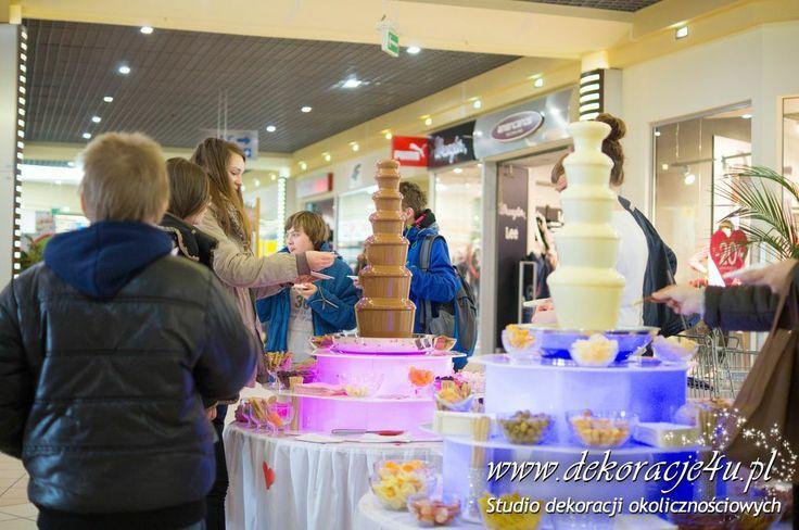 Ser i czekolada w akcji - www.inspiracje-weselne.pl