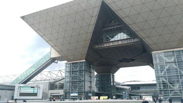 「日本はクレイジーだ」東京ビッグサイトのメディアセンター問題、絶望的状況に一筋の光明