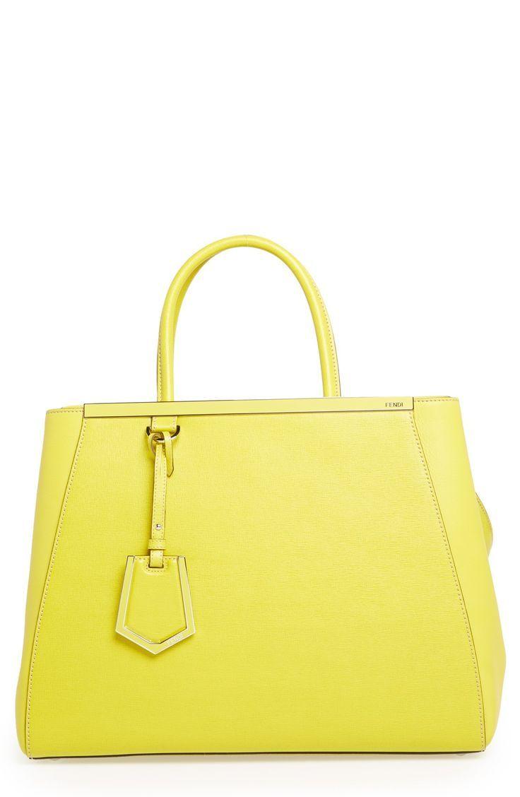 Best Women s Handbags   Bags   Fendi ~ leather shopper. 3c4c0bfd34f29