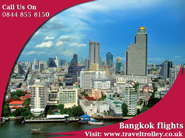 Cheap Flights to Bangkok
