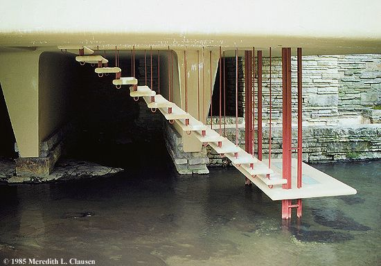 37 Best Images About Falling Water House On Pinterest