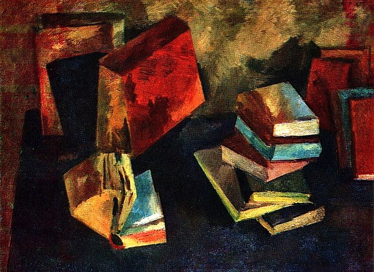 Books Robert Falk - 1921