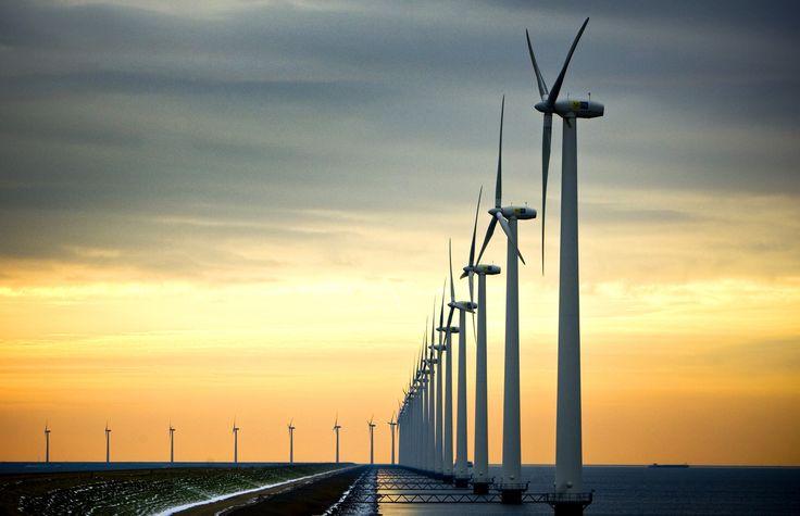Modern day windmills