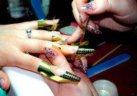 Наращивание ногтей гелем в домашних условиях фото и видео уроки. Новинки 2015