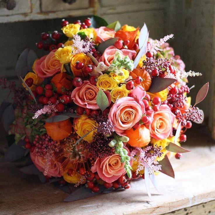 Svadobná jesenná #kvetysilvia #kvetinarstvo #kvety #svadba #love #instagood #cute #follow #photooftheday #beautiful #tagsforlikes #happy #like4like #nature #style #nofilter #pretty #flowers #design #awesome #wedding #home #handmade #flower #summer #bride #weddingday #floral #naturelovers #picoftheday