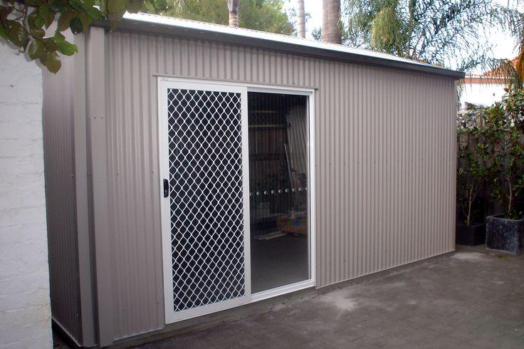 Outdoor Sheds | Garages - Steel Sheds, Garages and Garden Sheds