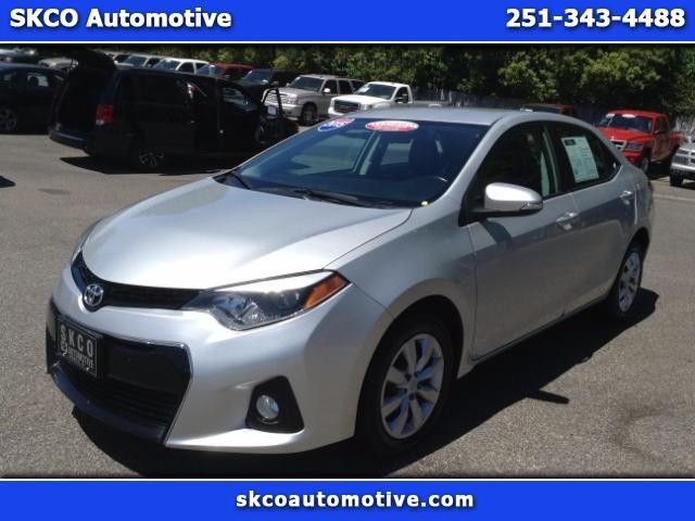 2015 Toyota Corolla $13950 http://www.CARSINMOBILE.NET/inventory/view/9859050