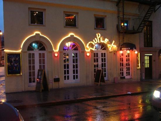 duplex. legendary piano bar + cabaret. 61 christopher st. piano bar. awesome.