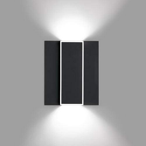 Vibia Alpha Rectangle Wall Light 7935 7936 & Vibia Light | YLighting