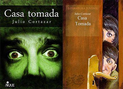 """Cuento """"Casa tomada"""" de Julio Cortazar http://shar.es/11ebRa #Literatura #Cortazar100 #Argentina"""