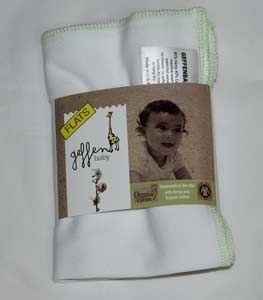 Geffen Baby Flats - Cloth Diapers Canada