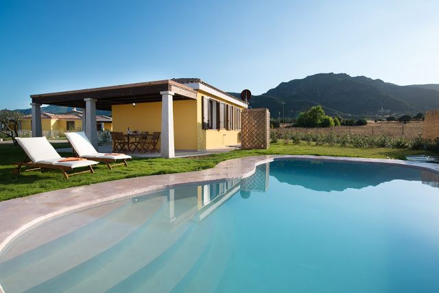 Villa B5 - Villas Resort Tertenia  Villa with pool for top quality holidays in Sardinia  #villa #pool #sardinia #tertenia   http://www.luxuryholidaysinsardinia.com/dettaglio-casa-vacanza/luxury-villa-b5-villas-resort-tertenia