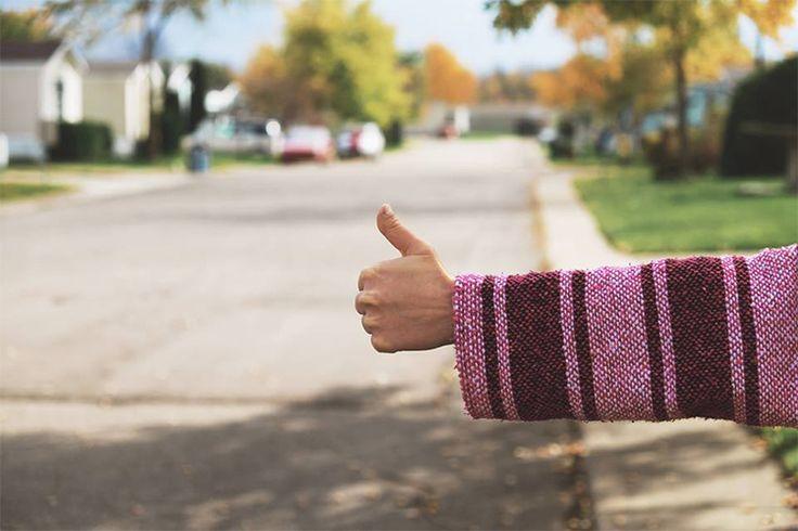 En pleine ere - AUTOSTOP : 5 CONSEILS POUR VOYAGER SUR LE POUCE