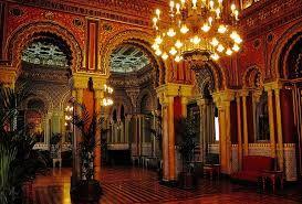 Salón Árabe del Ayuntamiento de Bilbao