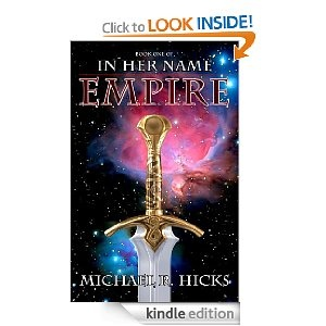 Awesome read by Michael Hicks.  http://www.amazon.com/In-Her-Name-Empire-ebook/dp/B0026RI9TO/ref=sr_1_7?s=digital-text=UTF8=1332634676=1-7