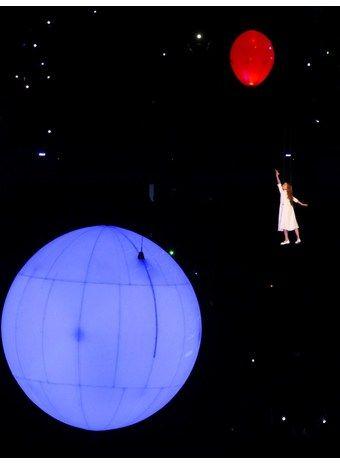 Sochi 2014 Opening ceremony....Symbolic of the end of Communism. Самые яркие моменты церемонии открытия Олимпийских игр в Сочи 2014