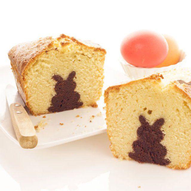 Gâteau caché spécial Pâques / DIY easter