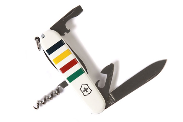 Hudson's Bay Company Collection Signature Swiss Army Knife