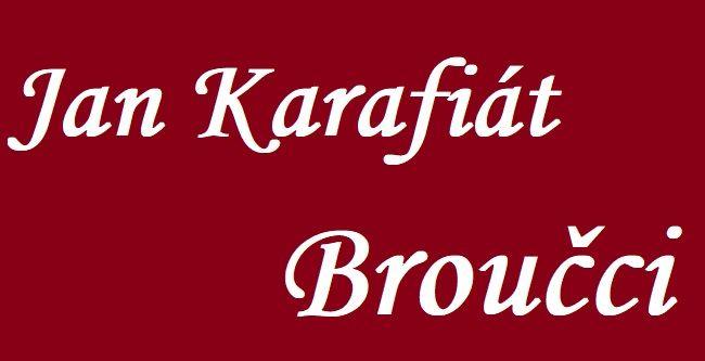 Když se řekneliteratura pro děti, KarafiátoviBroučci se řadě z nás vybaví jako první. Nyní si tuto krásnou pohádku můžete přečíst i online.