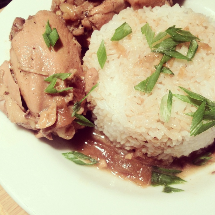 how to cook chicken legs adobo