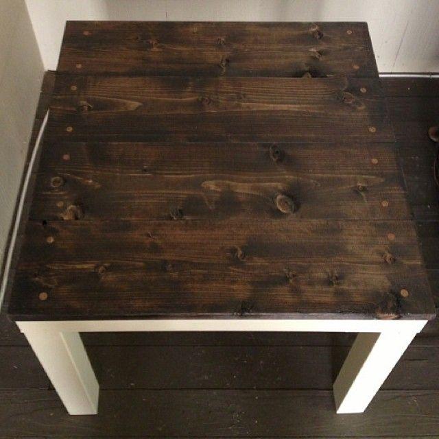 17 best ideas about lack hack on pinterest ikea table hack ikea lack and ikea lack hack. Black Bedroom Furniture Sets. Home Design Ideas