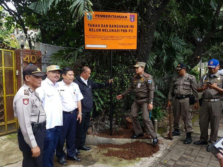 Harapan kita agar segera terealisir sehingga dana yang didapatkan dapat dipergunakan bagi pembangunan kota Jakarta yang bersama kita cintai.