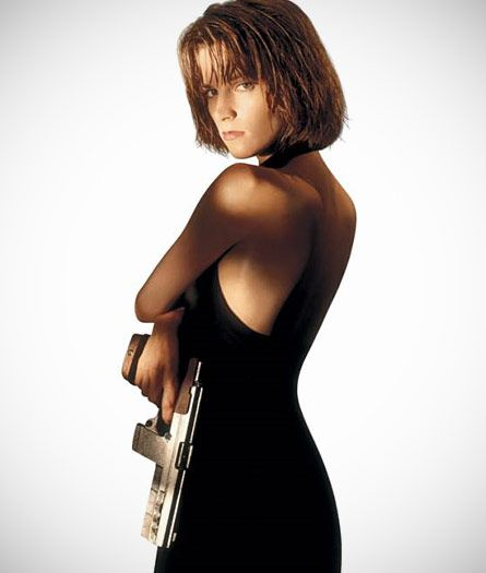 "Bridget Fonda ""Point Of No Return' (1993)"