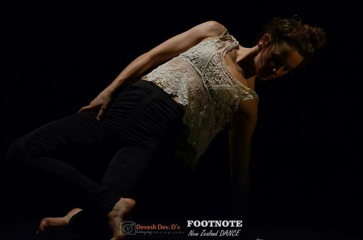 Footnote New Zealand Dance presents, contemporary dance performances.. Photos by Devesh Dev D...