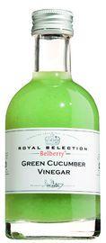Fruit Vinaigrette – Groene komkommer vinaigrette van Belberry