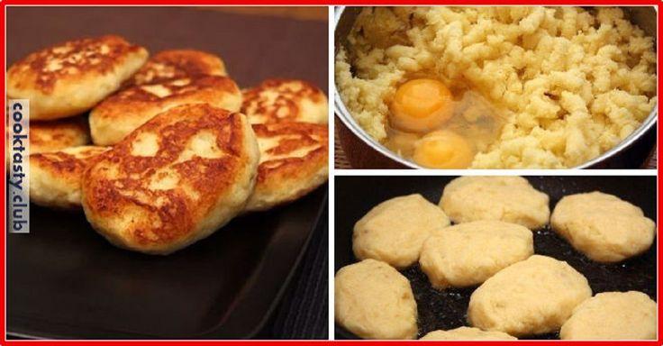 Вкусные картофельные котлетки, можно делать с начинкой и без нее - Apetitno.TV