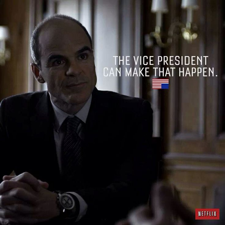 House Of Cards - Doug Stamper