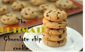 The only chocolate chip recipe you'll ever need http://www.kitchenchatters.com