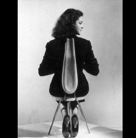 Carlo Mollino, Signature Chair, 1952